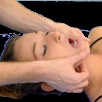è un trattamento che ha importante applicazione quando esistono gonfiori al viso determinati per esempio dal ristagno di tipo linfatico dovuto a parafunzioni come il digrignamento e/o il bruxismo o versamenti edematosi .